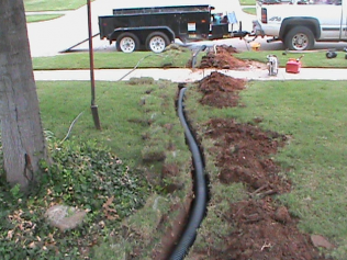 French Drains | Plano & Frisco, TX